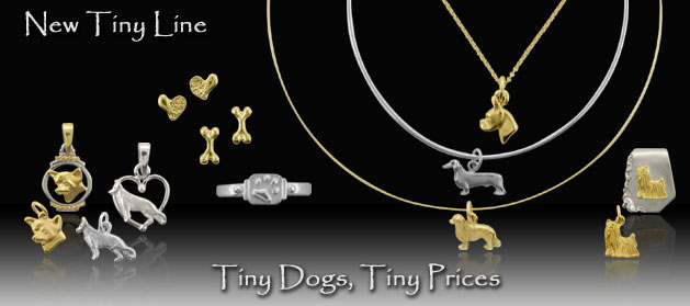 Quality Jewelry to Honor Your Dog 14K9