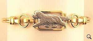 Bearded Collie Bracelet - BCOL253
