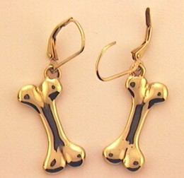Bones Earrings - BONE104