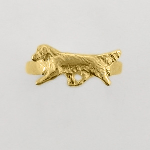Golden Retriever Ring - GOLD521