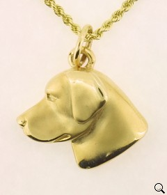 Labrador Retriever Pendant - LAB101