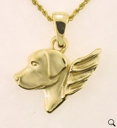 Labrador Retriever Pendant - LAB135