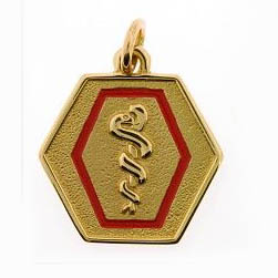 Medical ID Pendant - MED101