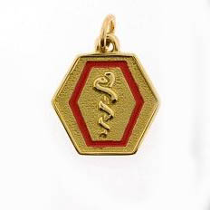 Medical ID Pendant - MED102
