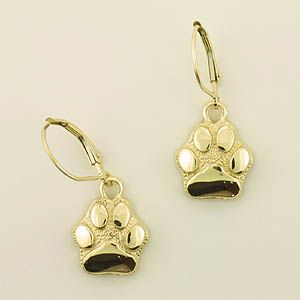 Paws Earrings - PAW117