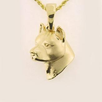 14k gold pit bull pendants 14k 9 inc designers of quality gold pit bull pendant pbull114 aloadofball Gallery