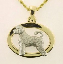 Portuguese Water Dog Pendant - PORT108
