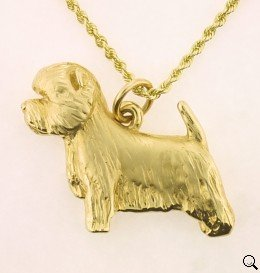 West Highland White Terrier Pendant - WEST101