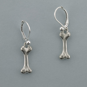 Bones Earrings - SBONE107