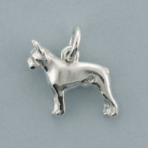 Boston Terrier Pendant - SBOST501