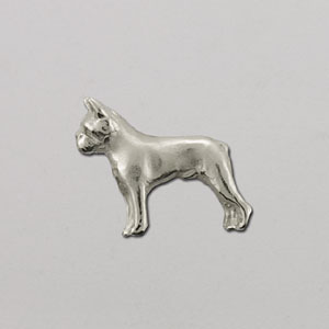 Boston Terrier Pendant - SBOST502
