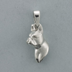 Boston Terrier Pendant - SBOST503