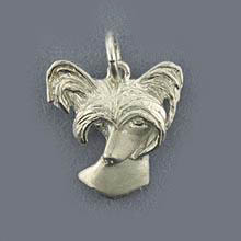 Chinese Crested Pendant - SCHCR101
