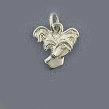Chinese Crested Pendant - SCHCR102