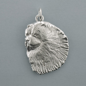 Chow Chow Pendant - SCHOW101