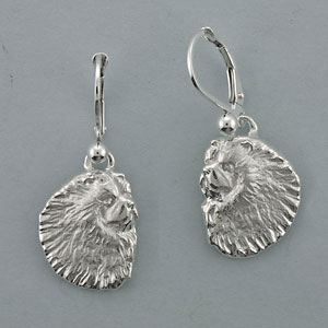Chow Chow Earrings - SCHOW104