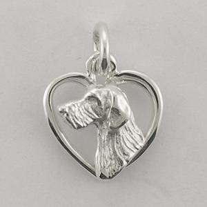 Dachshund, Wire-Haired Pendant - SDCHW504