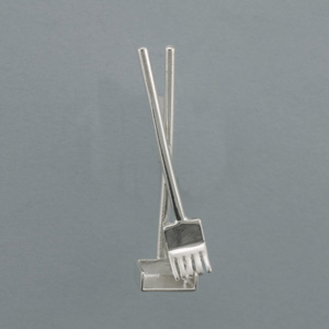 Pooper Scooper lapel pin - SDS507