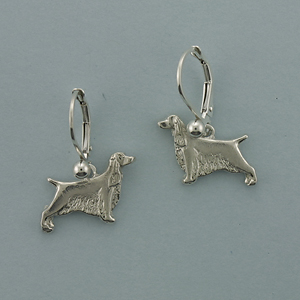 English Springer Spaniel Earrings - SESPR503