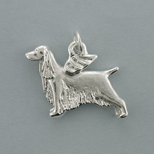English Springer Spaniel Pendant - SESPR505