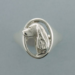 English Springer Spaniel Ring - SESPR500