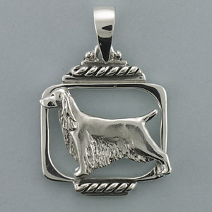 English Springer Spaniel Pendant - SESPR502