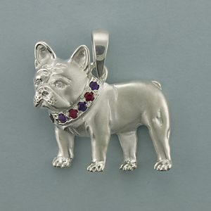 French Bulldog Pendant - SFREN504