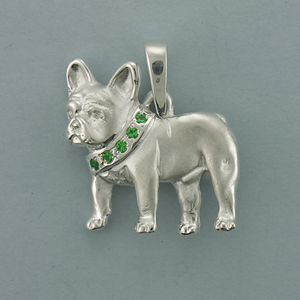 French Bulldog Pendant - SFREN505