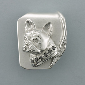 French Bulldog Pendant - SFREN508