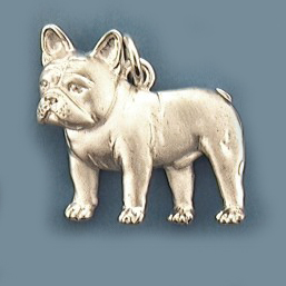 French Bulldog Pendant - SFREN107