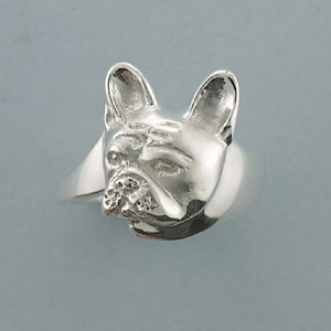 French Bulldog Ring - SFREN500
