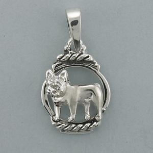 French Bulldog Pendant - SFREN503