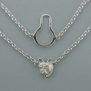 French Bulldog Tie Chain - SFREN511