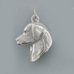 Golden Retriever Pendant - SGOLD103