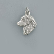 Golden Retriever Pendant - SGOLD106