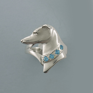 Italian Greyhound Ring - SITAL500