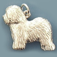Old English Sheepdog Pendant - SOES101