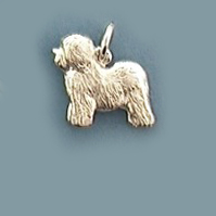 Old English Sheepdog Pendant - SOES103