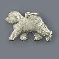 Old English Sheepdog Pendant - SOES124