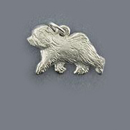 Old English Sheepdog Pendant - SOES125