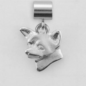 Chihuahua, Smooth Dog Charm - SPAND105