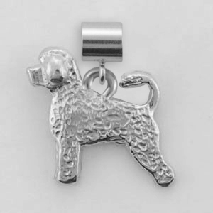Portuguese Water Dog Dog Charm - SPAND117