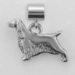 English Springer Spaniel Dog Charm - SPAND120