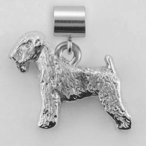 Lakeland Terrier Dog Charm - SPAND122