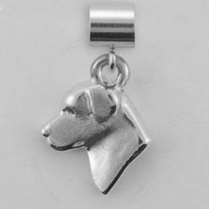 Labrador Retriever Dog Charm - SPAND139