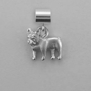 French Bulldog Dog Charm - SPAND144
