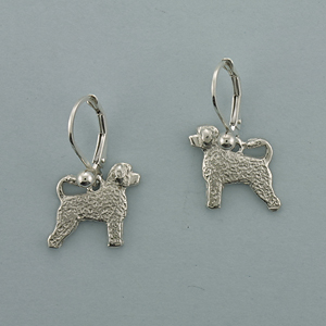 Portuguese Water Dog Earrings - SPORT501