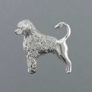 Portuguese Water Dog Brooch - SPORT509
