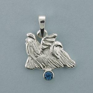 Sterling Silver Shih Tzu Jewelry 14k 9 Inc Designers Of Quality