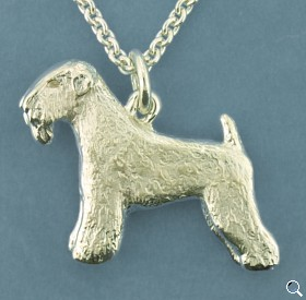 Soft-Coated Wheaten Terrier Pendant - SSOFT101